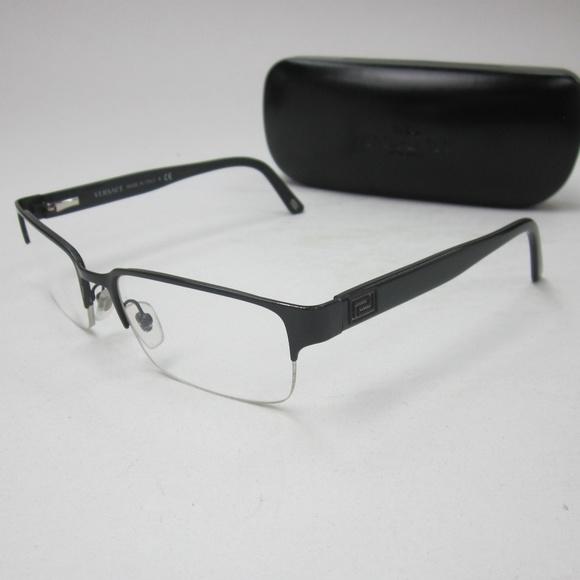 9cba3a3737162 Versace 1184 1261 Unisex Eyeglasses Italy OLG615. M 5b7c3b42194dad78a2a8204c